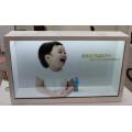 """42"""" косметика прозрачный ЖК-дисплей, 3D голографический Дисплей"""