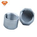 raccord de tuyau à six pans creux en acier inoxydable