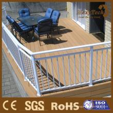 Suelo de WPC para balcón