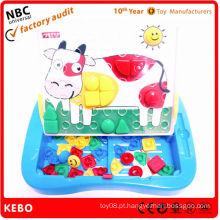 Animal mundo brinquedo do bebê