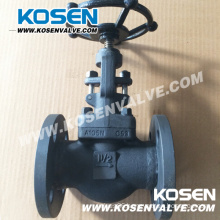 Forged Steel Flanged Globe Valves
