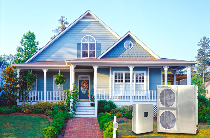Heat Pump Air to Water Chinese