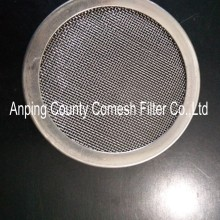 25micron stainless steel reusable filter disc