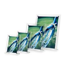 Formes personnalisées Acrylic Magnétique Photo Block Yageli Made