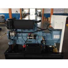 F4L912T OPEN TYPE DIESEL GENERATOR SET 40KW 1800 RPM