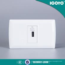 L105u American Standard USB Stecker Ladegerät Power Point Elektrische Wandschalter und Steckdose