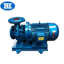 Pompes à eau centrifuges électriques horizontales série ISW