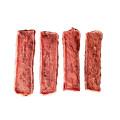 petideal pet snack beef fillet natural dog food