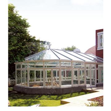 casas de sol jardim de alumínio