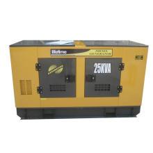 Juego de generador de reserva insonorizado con CE