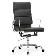 Chaise de bureau en cuir Eames en haut à bas prix à chaud (HF-CH020A2)