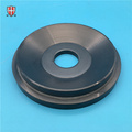 polishing Si4N4 ceramic circular disc plate roundel custom