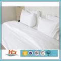 100% хлопок король Размер постельное белье постельное белье белое постельное белье для гостиниц и больниц