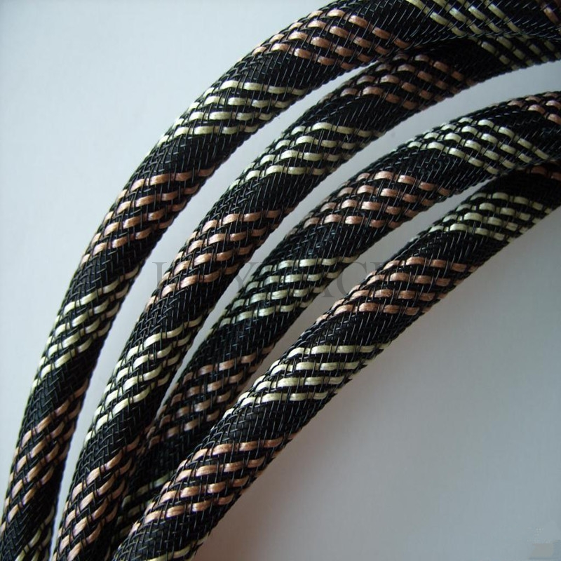 Nylon Multifilament Braided Sleeving