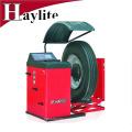 Cambiador de neumático de la motocicleta usada barata del harga manual con las piezas