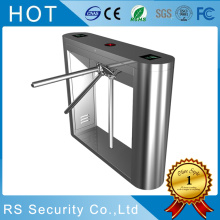ฮอลล์ว่ายน้ำ Automatic Turnstiles Secuirty Tripod Barreir
