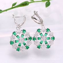 high polish AAA zircon jewelry displays sets for party
