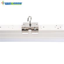 seamless connection garage light dlc etl 4ft 38w 4000k-5000k 100-277v  led linear light fixture