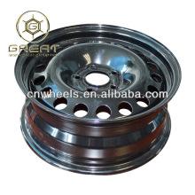 Neue Utility 16x5.5 chinesische Stahlräder für leichte Lkw-Felge