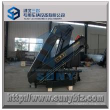 5 toneladas doblan la grúa del auge del brazo que monta el camión