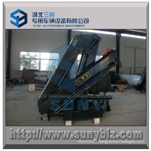 5 Tons Fold Arm Boom Crane Mounted Truck