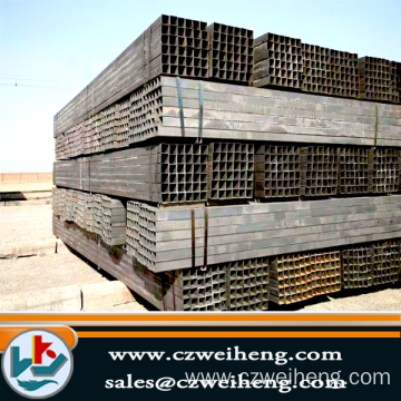 square tube thickness square pipe steel pipe