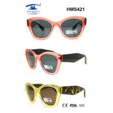 High Quality Colorful Acetate Eyeglasses (HMS421)