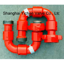 API 16c Fmc High Pressure Long Radius Swivel Joint