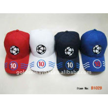Fashion Custom Snap Back Cotton Baseball Hats