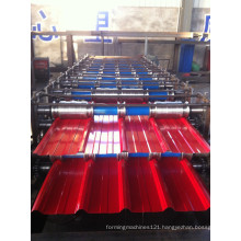 Lowest Price Steel Roofing Profile Roll Forming Machine