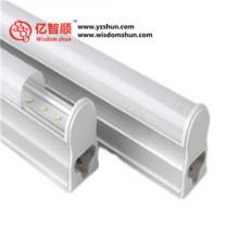 Driverless hv 18w dimmable 6300k pure white t5 led retrofit tube