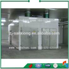 China Tunnel Trocknungsanlagen