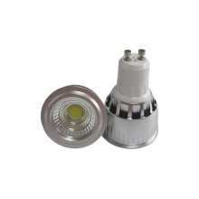Sharp LED Spot Lamps for Showroom
