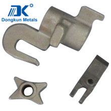 Partes de fundición de acero de alta precisión