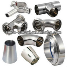 Stainless Steel Sanitary Pipe Fitting reducer