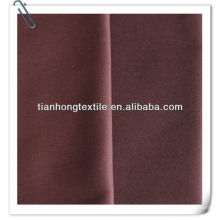cotton/poly/spandex plain dyed twill fabric