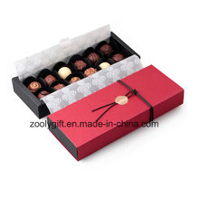 Quality Handmade Chocolate Paper Gift Packaging Box