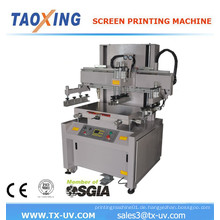 Jute-Tasche Keramik-Abziehbild Siebdruckmaschine