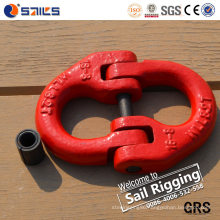 G80 European Type Alloy Drop Forged Connecting Link / Hammer Lock