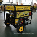 China Gas Serie Generator Hersteller 6kw Home Gas Generatoren