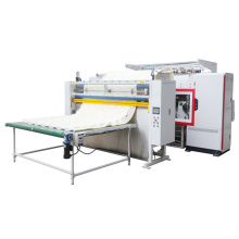Industrial Automatic Quilt Sewing Machine / Quilt Machine Sewing for Sale
