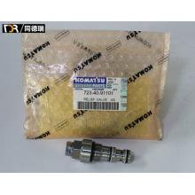 Piezas de la excavadora 723-30-90101 de la válvula de alivio principal PC130-7