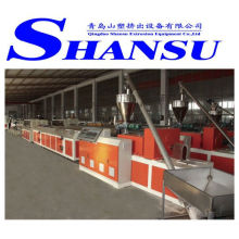 PVC Wood Plastic Door Frame Extrusion Line