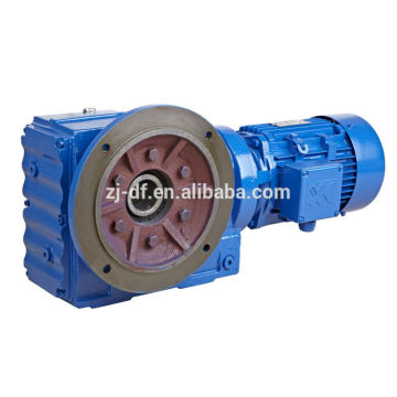 s series worm speed reducer
