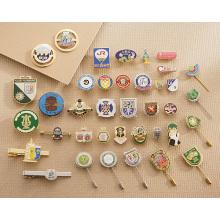 Hard & Cloisonne Metal Pins