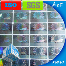 Anti Fake 3D Hologram Security Label
