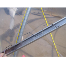 Greenhouse Film Wiggle Wire For Lock Channel Film