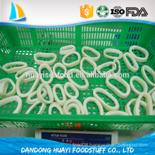 Frozen illex and todarodes Squid Rings