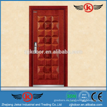 JK-A9006 Puerta acústica interior de madera resistente al fuego