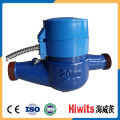 Medidor de agua residencial inteligente